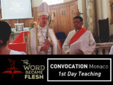 Convocation Monaco 1st Day