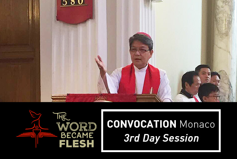 Convocation Coverage Day 3