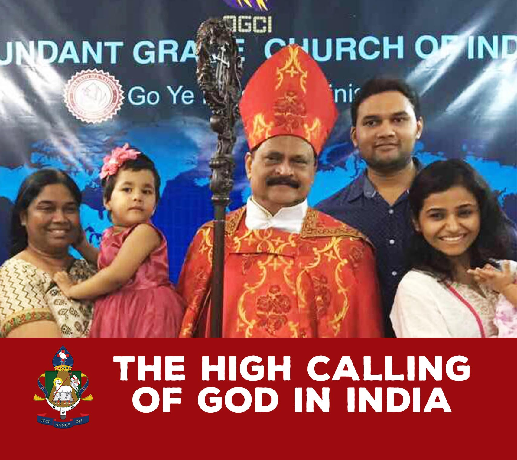 The High Calling of God in India