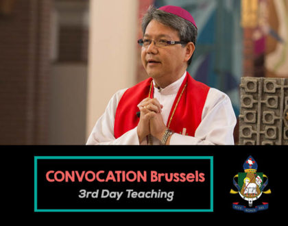 Convocation 3rd Day Teaching
