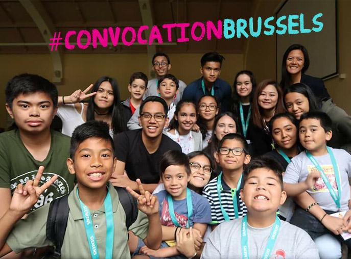 The Lighter Side of Convocation Brussels