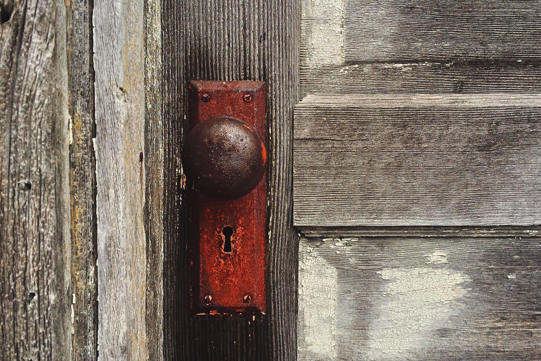 Strive To Enter Through The Door