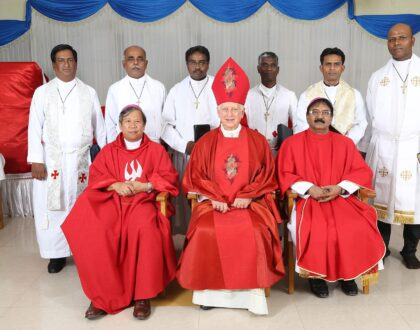 Fulfilling Christ's Mission in India