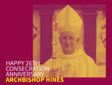 Happy 26th Consecration Anniversary