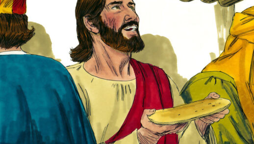 The Bread Of Heaven Is The Bread Of Life
